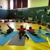 The Preps Do Yoga!