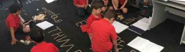 Spelling in Grade 1/2